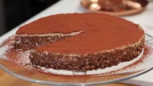 paul a young u0027s chocolate simnel slice recipe