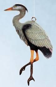 heron ornament 9 99 pond teaching unit herons and