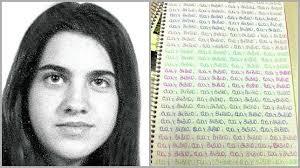 Se estrecha el cerco al asesino de Eva Blanco 16 años después - ABC. - diario-secreto-eva-blanco--644x362
