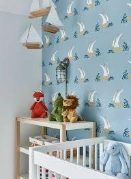 stickers chambre bébé mixte 1001 idées pour une chambre bébé en bleu canard des solutions