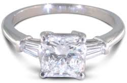 radiant cut engagement ring radiant cut engagement rings info on diamonds quality value