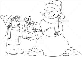 31 christmas colouring pages u2013 free jpeg png eps format