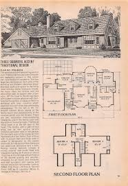 Dutch Colonial House Plans 620 Best Vintage House Plans Images On Pinterest Vintage Houses