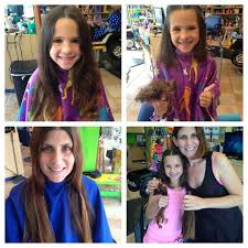 haircuts after donating hair 129 best kidsnips haircuts for charity images on pinterest
