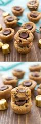 rolo chocolate chip cookie cups crazy for crust