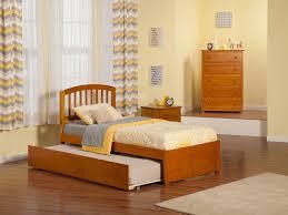 Richmond Bed Frame Richmond Platform Bed With Flat Panel Footboard Caramel Latte
