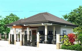 simple house design 1 storey house plans in the philippines new simple 1 story house