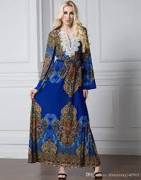 womens dashiki dress bodycon long maxi dress for beach wear