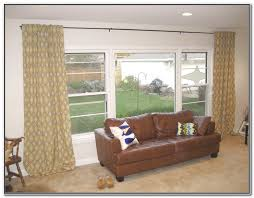 Draperies Ideas When One Needs Extra Long Curtain Rods Drapery Room Ideas When