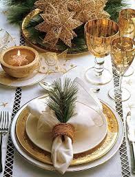 Christmas Table Settings Ideas Most Beautiful Christmas Table Decorations Ideas All About Christmas