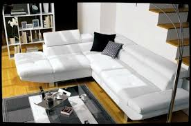 canapé d angle blanc cuir canapé d angle construction de notre maison phenix