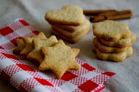 traditional cookies with cinnamon road to pastry