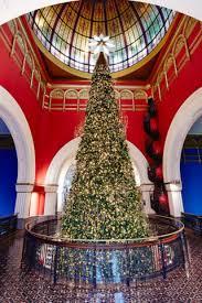 Christmas Decorations Shops Sydney by Qvb Swarovski Christmas Tree What U0027s On City Of Sydney