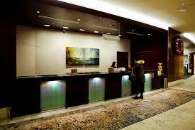 Hotel Lobby Reception Desk by Hyatt Regency Vancouver U2013 A Hotel Review U2013 Quirrow