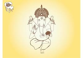 ganesha free vector art 1606 free downloads