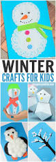 winter crafts for kids to make fun list winter and craft