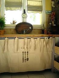 rideau sous evier cuisine rideau sous evier wonderful quel evier choisir pour cuisine rideaux