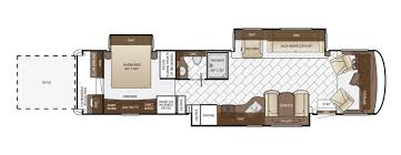 Flooring Plans Canyon Star Floor Plan Options Newmar