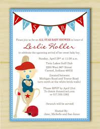 Size Of A Invitation Card Templates Lovely Twin Boy Shower Invitations With Hd Charming