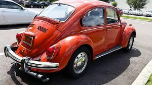 Old Beetle Interior 1971 Vw Super Beetle 8 Year Old Complete Restoration Super