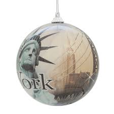 nyc landmarks ornament