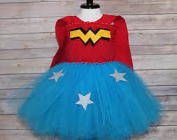 Superman Halloween Costume Toddler Woman Tutu Etsy