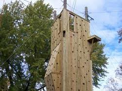 outdoor climbing walls outdoor climbing towers climbing holds