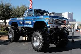 bigfoot monster truck driver city of san francisco nel california big foot cars pinterest
