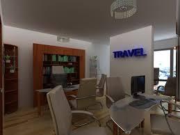 travel agency office interior design nice kitchen ideas of travel