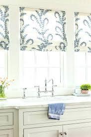 Ideas For Kitchen Window Treatments Kitchen Window Treatments Putokrio Me