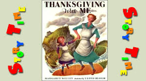 thanksgiving to live by story book for children