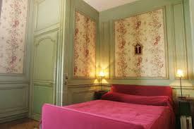 chambre alcove la chambre louis philippe lit en alcove vue sur la