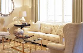 big living room tables how to decorate a big living room with brass tables