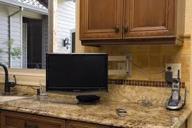 kitchen television ideas marvelous wonderful television kitchen ideas kitchen tv