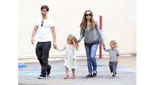 image gallery of leonardo dicaprio wife and kids