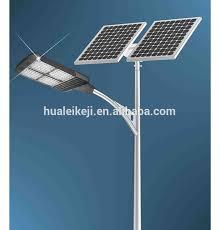 solar power energy light pole solar power energy