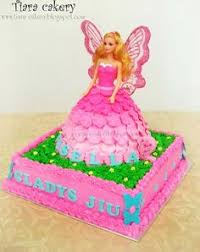 love this barbie cake party ideas pinterest barbie cake