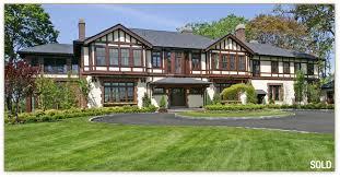 English Tudor Style Sarosca Farm Estates Manor House Built In English Tudor Style And