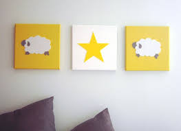 tableau pour chambre bébé toile pour tendance tableaux amazing agencement coucher peinture