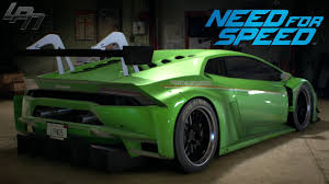 Lamborghini Huracan Wide Body - need for speed 2015 lamborghini huracan gameplay tuning