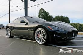 maserati granturismo sport custom maserati granturismo with 20in tsw bathurst wheels exclusively