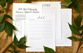 how to write a paper in third person about yourself 8 tips for anyone who wants to learn calligraphy and hand lettering 1 for the beginner who doesn t want to invest a lot in calligraphy until they are sure they are going to like it the postman s knock learn calligraphy