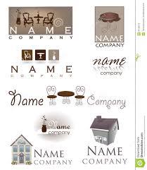 Home Design Logo Free Home Design Furniture Logo Stock Photo Image 30126370
