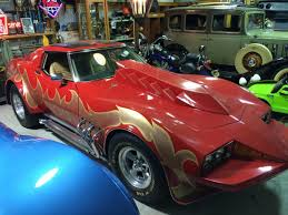 corvette summer when imagination attacks 1975 corvette summer custom c3