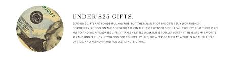 the best gifts under 25 the stripe