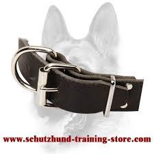 Comfortable Dog Collar Heavy Duty Leather Dog Collar Custom Leather Collar For All Dog