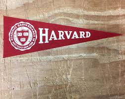 harvard alumni license plate frame harvard crimson etsy