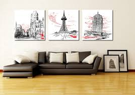3 piece wall decor best of 3 piece canvas art home decoration wall art abstract canvas