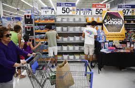 Grocery Merchandising Jobs Wal Mart Shuffles Merchandising Team Wsj