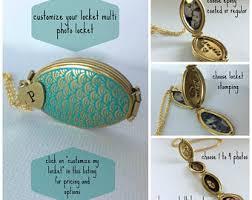 personalized photo lockets personalized locket etsy